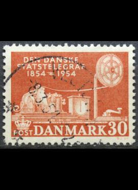 Danija ScNr 352 Used(O)