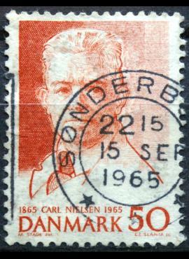 Danija ScNr 421 Used(O)