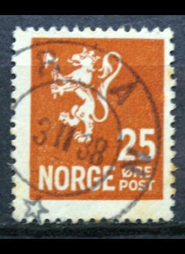 Norvegija ScNr 121 Used(O)
