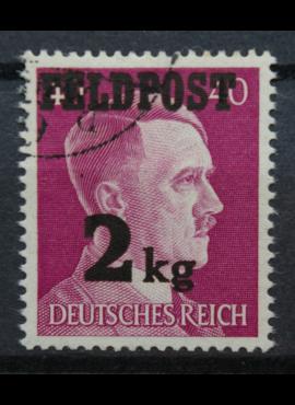 Vokietijos Reichas, oro paštas, MiNr 3 Used(O)