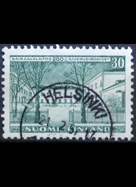 Suomija ScNr 345 Used(O)