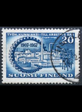 Suomija ScNr 350 Used(O)
