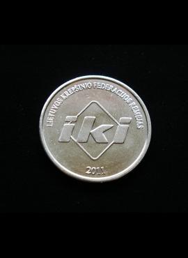 IKI krepšinio medalis