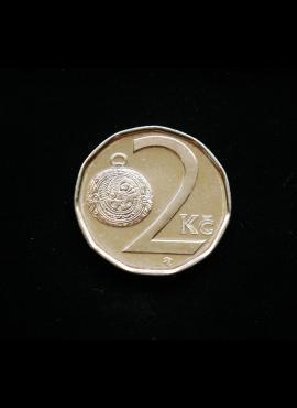 Čekija, 2 kronos 2010m