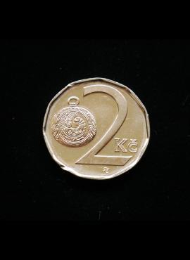 Čekija, 2 kronos 2004m