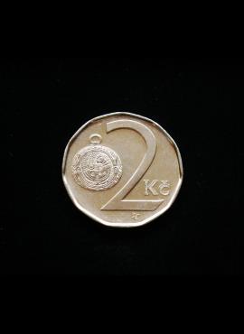 Čekija, 2 kronos 2002m