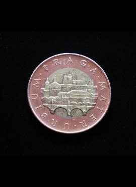 Čekija, 50 kronų 1993m
