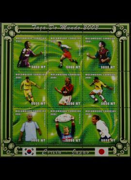 Mozambikas, pilna serija 2001m MNH** V