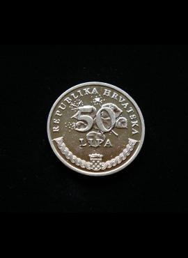 Kroatija, 50 lipų 2007m