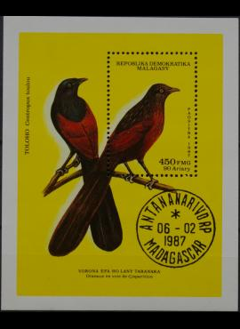 Madagaskaras ScNr 783 Used(O)