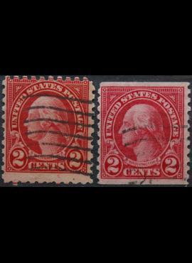 JAV, ScNr 554 Used(O)