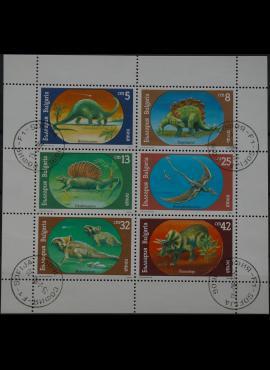 Bulgarija, pilna serija ScNr 3540-3545 Used(O)