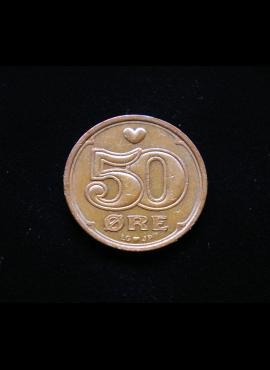 Danija, 50 erių 1997m