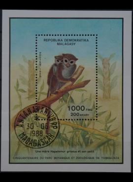 Madagaskaras ScNr 861 Used(O)