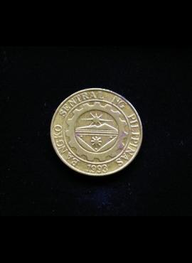 Norvegija, 5 kronos, 1999m