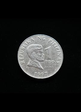 Filipinai, 1 pesas 1997m