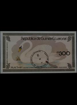 Pusiaujo Gvinėja, 1978m blokas Used(O)