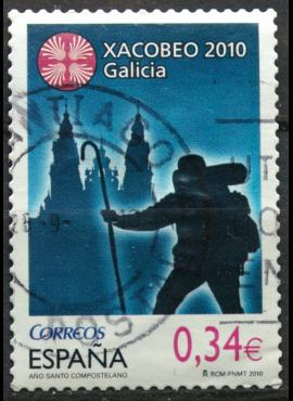 Ispanija 2010m Used(O)