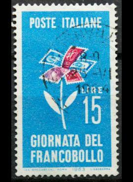 Italija ScNr 885 Used(O)