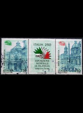 Italija, pilna serija ScNr 1624-1626 Used(O)