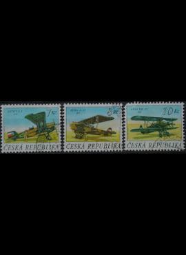 Čekija, pilna serija ScNr 2997-2999 Used(O)