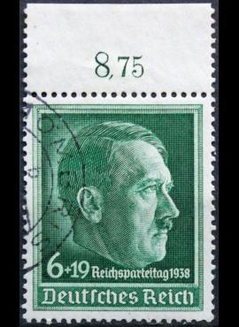 Vokietijos Reichas, MiNr 672 Used(O)