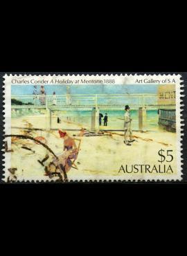 Australija ScNr 578 Used(O)