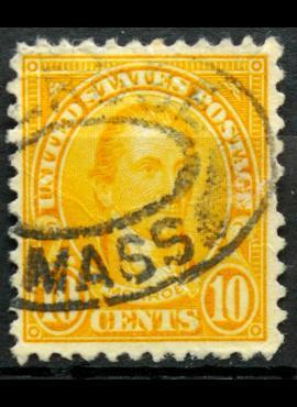 JAV ScNr 562 Used(O)