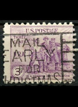 JAV ScNr 732 Used(O)