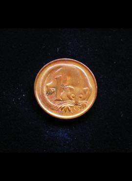 Australija, 1 centas 1970m