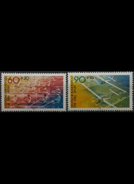 Vokietija, pilna serija MiNr 1094-1095 MNH**