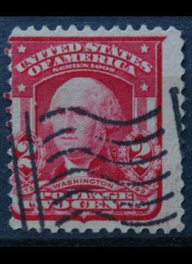 JAV, ScNr 319 Used(O)