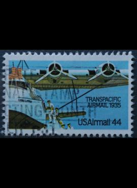 JAV, oro paštas ScNr C115 Used(O)
