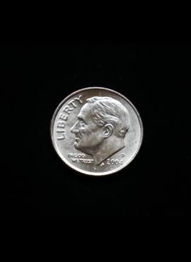 JAV, 10 centų 2004m-P
