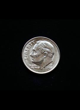 JAV, 10 centų 2003m-P