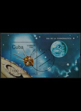 Kuba, blokas ScNr 2699 Used(O)