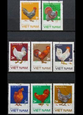 Vietnamas, pilna serija ScNr 1668-1675 Used(O)