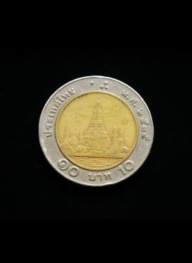Tailandas, 10 batų 1992m