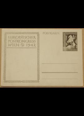 Vokietijos Reichas, 1942m atvirlaiškis