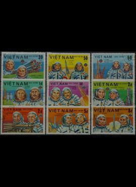 Vietnamas, pilna serija ScNr 1272-1280 Used(O)
