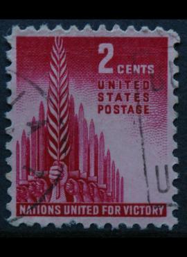 JAV, ScNr 907 Used(O)