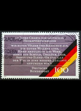 Vokietija MiNr 1470 Used(O)