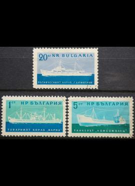 Bulgarija, pilna serija, MiNr 1295-1297 Used (O)