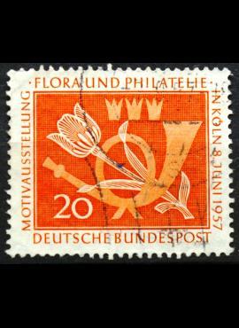 Vokietija MiNr 254 Used(O)
