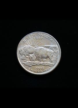 JAV, 25 centai 2006m-P
