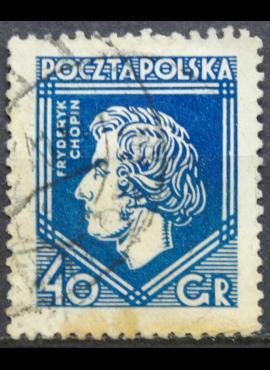 Lenkija ScNr 243 Used(O)