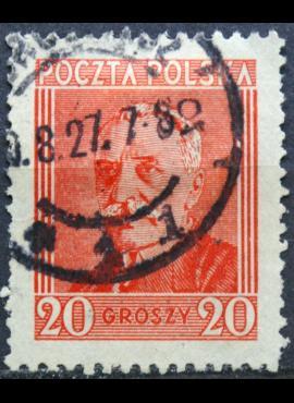 Lenkija ScNr 245 Used(O)