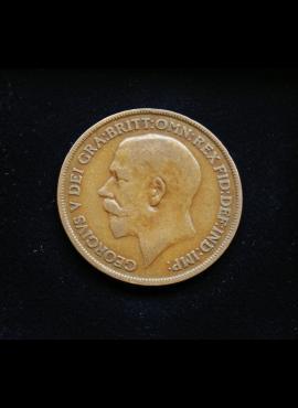 Didžioji Britanija, 1 pensas 1916m
