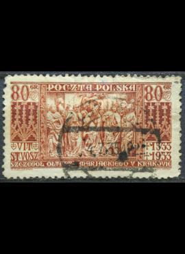 Lenkija ScNr 277 Used(O)
