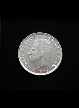 Ispanija, 25 pesetos 1982m